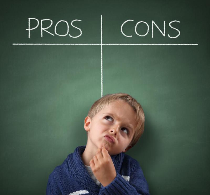 วิธีสอนลูกเพื่อการตัดสินใจอย่างชาญฉลาด